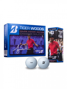 ゴルフボール TOUR B XS Tiger Woods Major Victory Edition