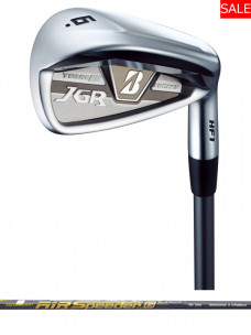 TOUR B JGR IRON HF1 [AiR Speeder G for IRON ](カーボン)5本セット(#7〜9,P1,P2)
