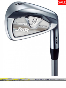 TOUR B JGR IRON HF2 [TG1-IR](カーボン)6本セット(#5〜9,#PW)