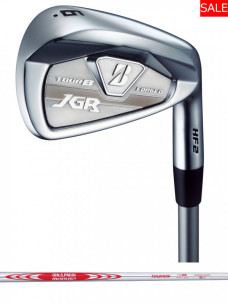 TOUR B JGR IRON HF2 [N.S.PRO MODUS3 TOUR 105](スチール)6本セット(#5〜9,#PW)