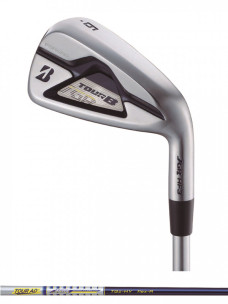 TOUR B JGR IRON HF3 [TOUR AD for JGR TG2-IR](カーボン)5本セット(#6〜9,PW)
