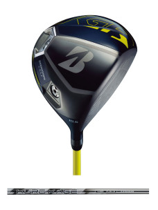JGR DRIVER [KURO KAGE XM60 シャフト](CARBON)1本(#1) BRIDGESTONE GOLF