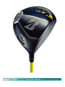 JGR DRIVER [Tour AD GP-6  シャフト](CARBON)1本(#1) BRIDGESTONE GOLF