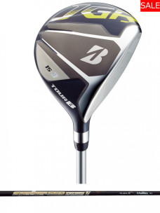 TOUR B JGR FAIRWAYWOOD [Speeder569 Evolution IV](カーボン)1本
