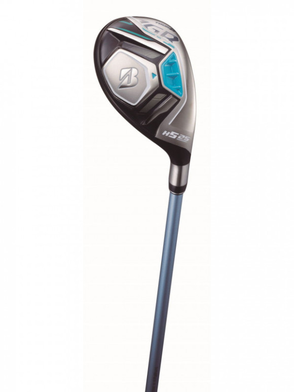 TOUR B JGR LADY HY BLUE [AiR Speeder JGR for Utility](カーボン)1本 商品画像