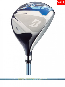 TOUR B JGR LADY FAIRWAYWOOD BLUE [AiR Speeder L](カーボン)1本