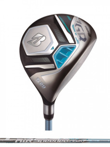 TOUR B JGR LADY FAIRWAYWOOD BLUE [AiR Speeder JGR](カーボン)1本