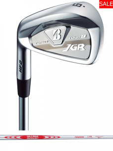 TOUR B JGR LEFT HF2 IRON [N.S.PRO MODUS3 TOUR 105](スチール)1本(#AW,SW)【レフトハンド】