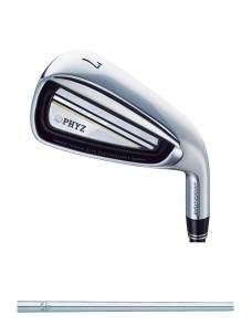 PHYZIII メンズアイアン5本セット#6-9,PW NS PRO 900GH WF(スチール) PHYZ