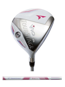 V-iQ CL FAIRWAY WOOD VT-406F シャフト(CARBON)1本 TOURSTAGE