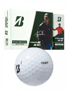 ゴルフボール TOUR B XS Tiger Woods EDITION [1ダース:12個]