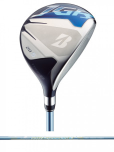 【特別生産モデル】TOUR B JGR LADY FAIRWAYWOOD BLUE [AiR Speeder L](カーボン)1本
